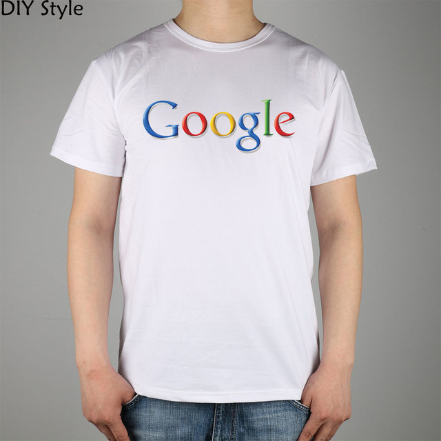 Internet programmers CODER Google Network T-shirt cotton Lycra top 10388 Fashion Brand t shirt men new DIY Style high quality