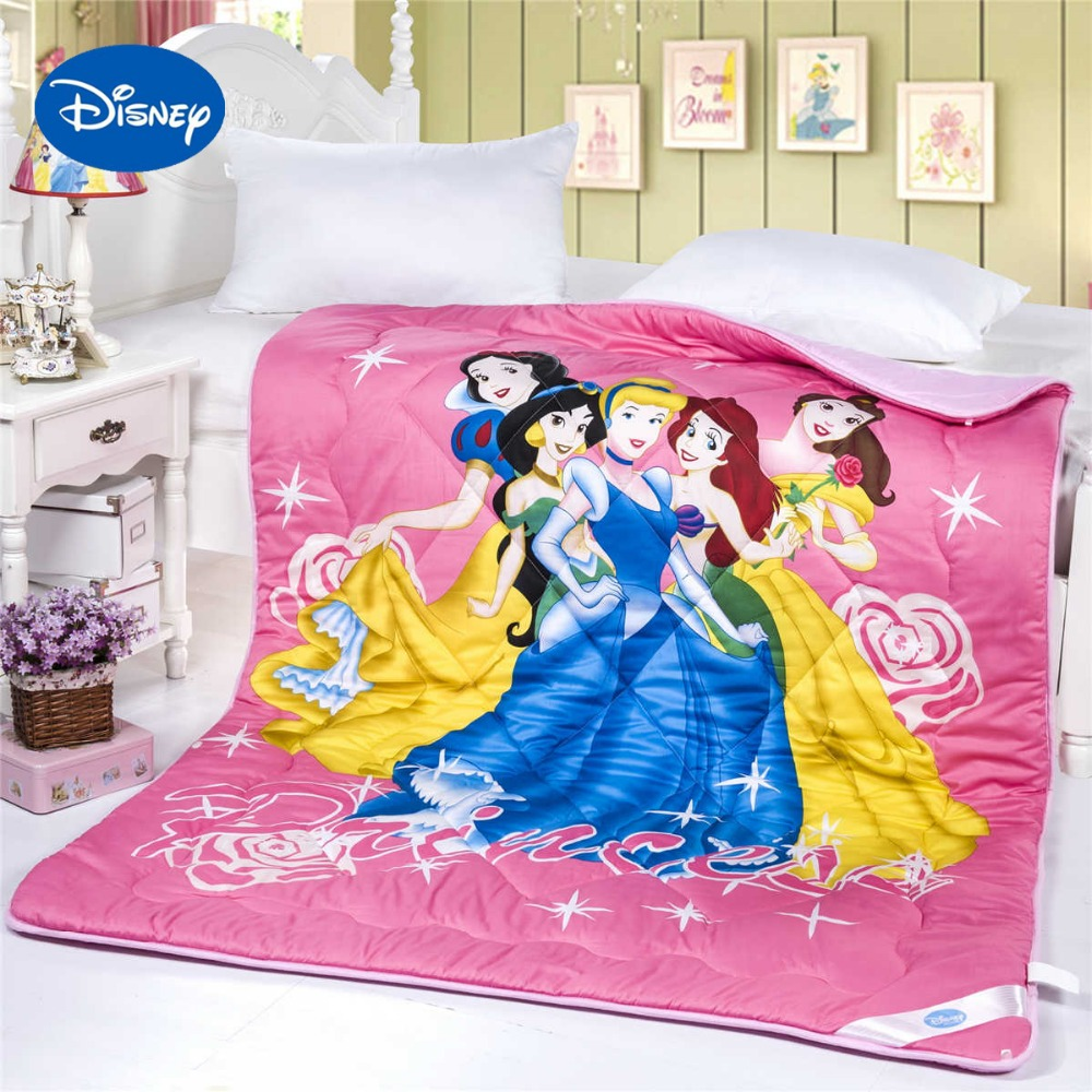 Mooie Disney Prinses Dekbedden Stripfiguur Katoen Cover Meisjes ...