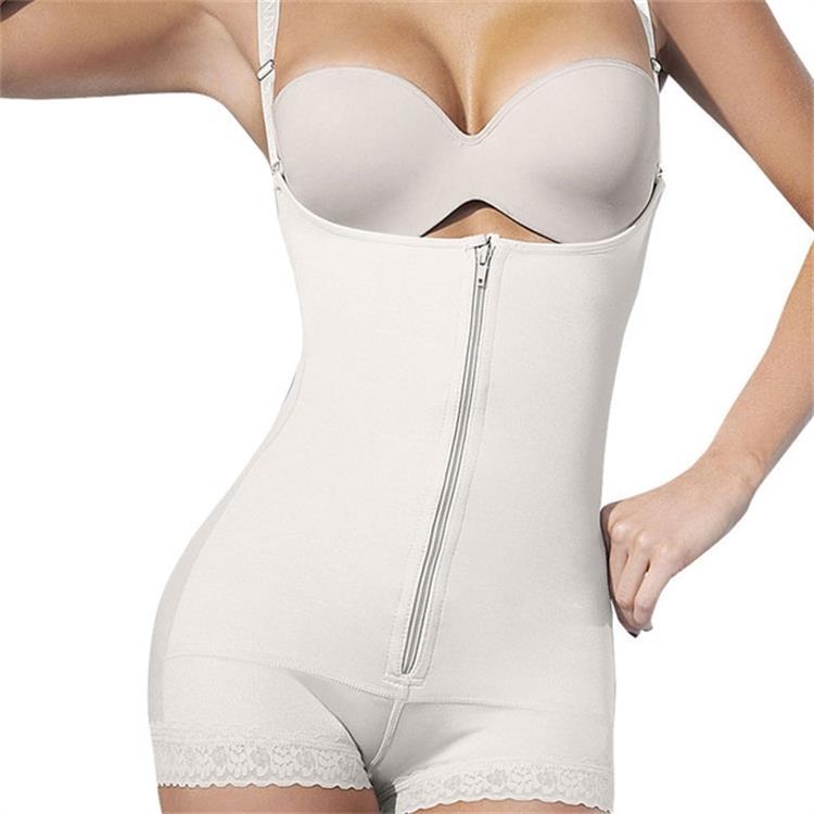 Sculpting Women Sexy Slimming Fat Control Shaper Butt Lift Bodysuit Underwear Firm Cincher Full Body Shapewear Seamless Corset (21)