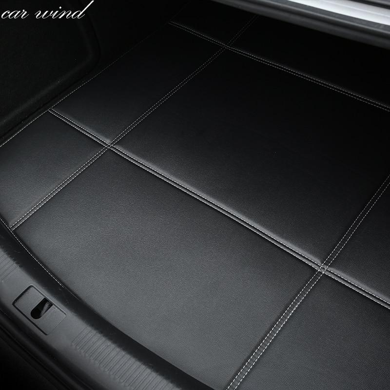 Автомобиль ветер автомобиля Коврики для багажника коврик багажного отделения для toyota land cruiser prado 150 Prado 120 Rav4 Corolla Avalon Camry Prius автомобильные акс