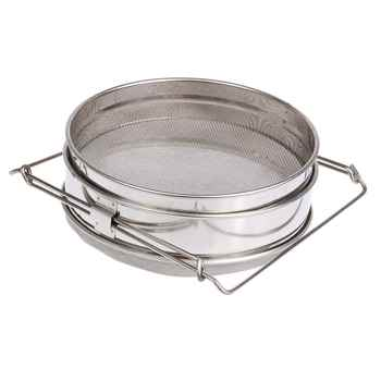 Stainless Steel Honey Filters Strainer Network Stainless Steel Screen Mesh Filter Beekeeping Tools Honey Tools 24.5cm - DISCOUNT ITEM  20% OFF All Category