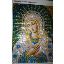 DPF diamond embroidery 5D Round diamond painting&diy diamond painting cross stitch Home Decor mosaic religious best for present