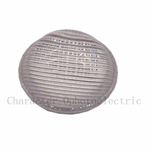 5pcs 51mm Striped Convex Glass Led Lens for Led Spotlight Car Light Flashlight цены