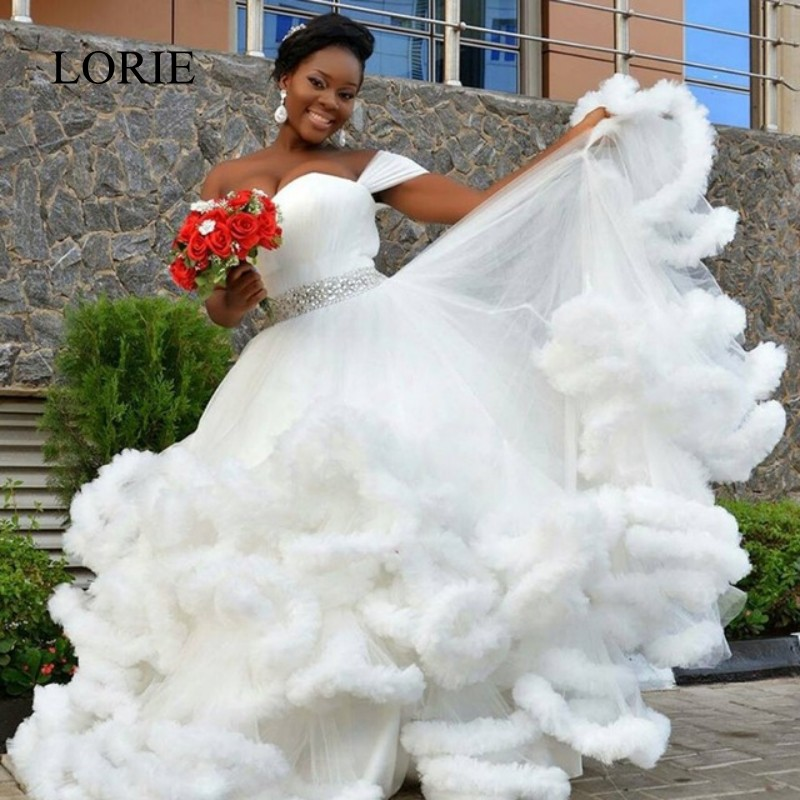 Online get cheap african wedding dress for African white wedding dresses