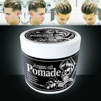 100 г сильной фиксации волос, воск для волос для мужчин, долговечный, сухой, тип, масло-бальзам для волос, воск для укладки волос, контроль краев