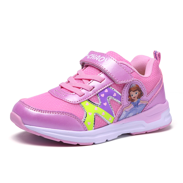 ULKNN Children Sneakers For Kids Casual Shoes Girls Sneakers Running Sport Shoes School Trainers Breathable Fashion Comfortable