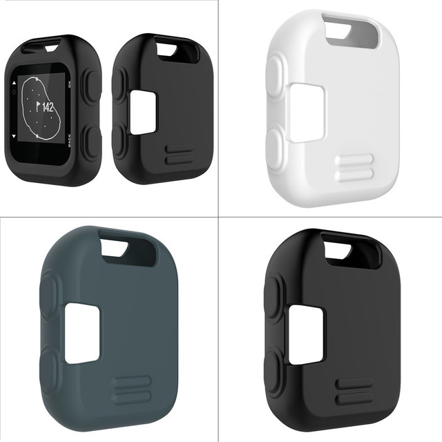 US $3 12 15% OFF|Silicone Protective Case Cover for Garmin Approach G10  Handheld Golf GPS -in Smart Accessories from Consumer Electronics on