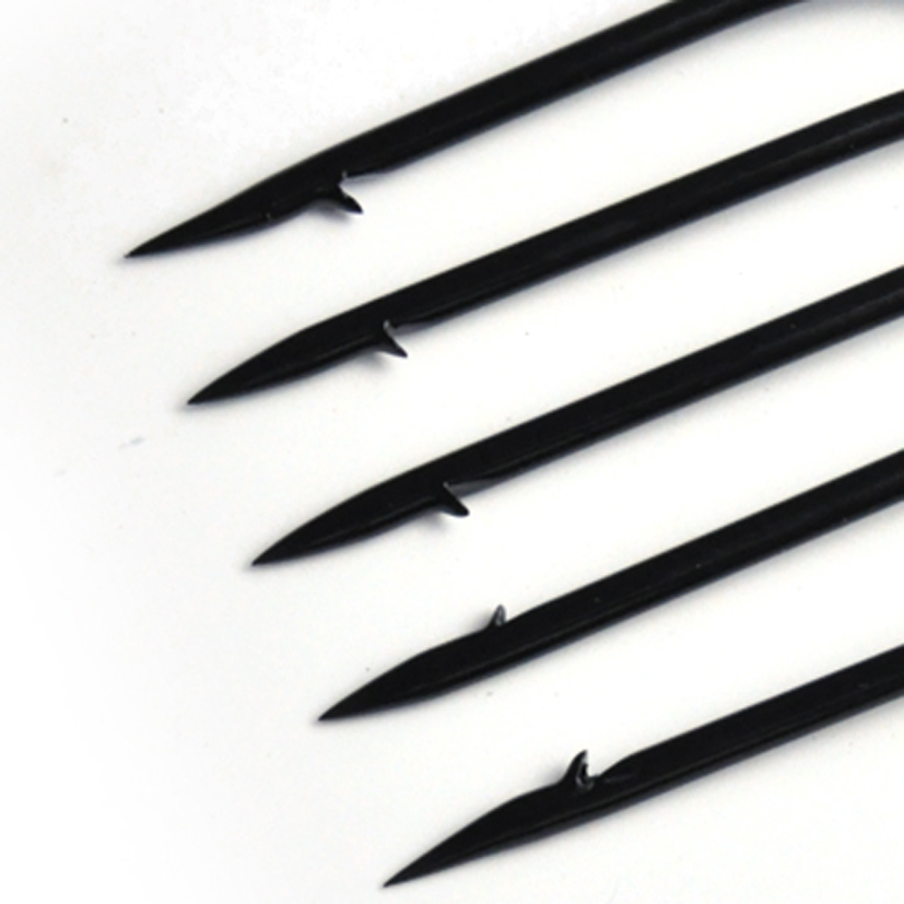OLOEY Fishing Spear 5 Prong Spearhead Diving Spear Gun Head Fishing Tools Fork Harpoon Tip With Barbs