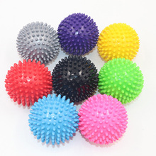 8.5 cm Ball Muscle Relaxation Pelvic Exercise Sports Fitness Foot Massage Ball Body Pain Stress Massage Relief Trigger Point vibrating massage ball electric massage roller fitness ball relieve trigger point training fascia ball local muscle relaxation