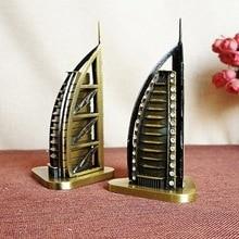 New Dubai Travel Souvenirs Sailing Hotel Miracles Plating Workmanship home decoration accessories modern