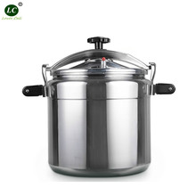 Kitchen Pot Commercial Thicken 80-3 Litre Pressure Cooker Explosion Proof Aluminum Pressure Cooker Stew Pot Casserole Cookware 2per lot aluminum pressure cooker safety plug vent hole pressure cooker accessories