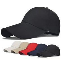 цена на Unisex Faux Suede Baseball Cap Adjustable Plain Dad Hat for Women Men Dad Hat Baseball Cap Polo Style Unconstructed brim 11cm