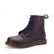 2016 Véritable Cheville En Cuir Bottes Hommes Chaussures De Mode Martin Bottes Hommes de Bottes D'hiver Bota Masculina En Caoutchouc Bottes Casual Chaussures