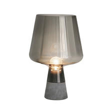 Nordic post modern desk Lamp creative cement table Reading E27 LED lamp Study living room home art decoration