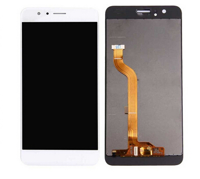 "5.2 ""tela lcd + digitador assembléia vidro touch para huawei ascend honor 8 frd-al00 frd-al10 pantalla l09 branco/preto/ouro/azul"