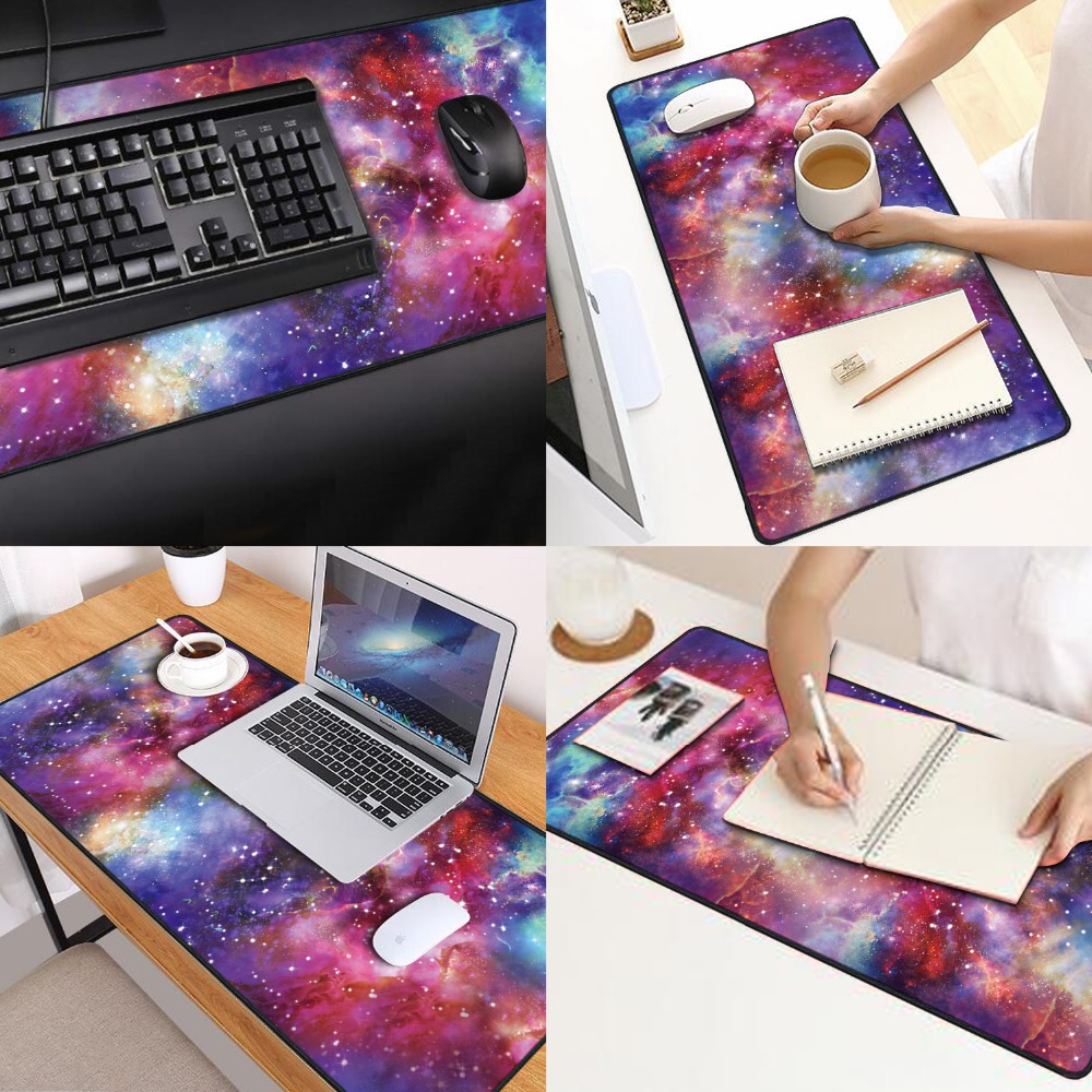 d16a8220a1b Large Gaming Mouse Pad For Laptop Computer Desk Pad xxl Mousepad Keyboard  Mat