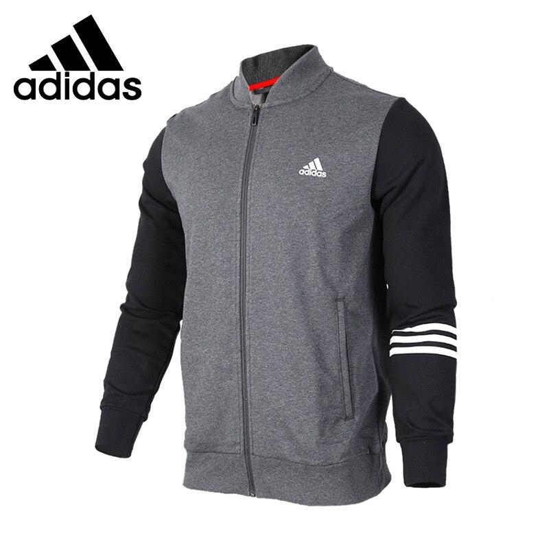 Original New Arrival 2017 Adidas GFX CNY BBAL JT Men's knitted jacket Sportswear