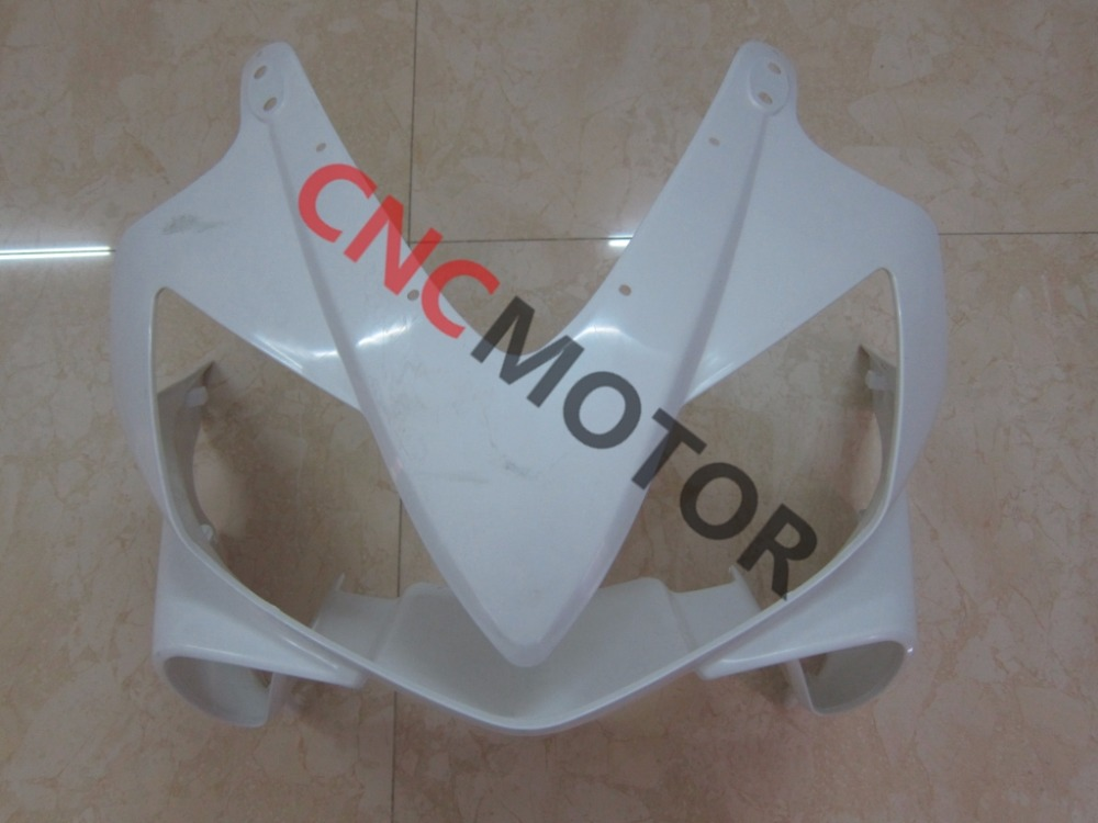 Unpainted ABS Injection Mold Front Nose Fairing Kit Body Work for HONDA CBR600 F4i 2001-2003 2002 household product shell plastic injection mold