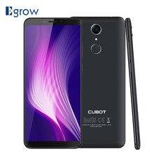 Orijinal Cubot Nova Android 8.1 18:9 Tam Ekran 3 GB 16 GB 5.5 Inç MT6739 Dört Çekirdekli Akıllı Telefon 2800 mAh Çift 4G Çift Si...