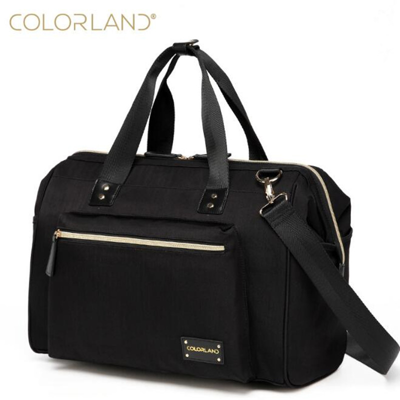 Colorland Free Shipping Large Diaper Bag Organizer Nappy Bags Maternity Bags For Mother Baby Bag Stroller Diaper Handbag colorland brand baby stroller bag baby for mom diaper bag organizer nappy bags for pram maternity mother bags diaper backpack