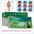 10 Tailandia unids/pack Neobun Parche Analgésico Anti-inflamatorio Tratamiento de Dolores Musculares, Parche de Alivio del Dolor de reumatismo