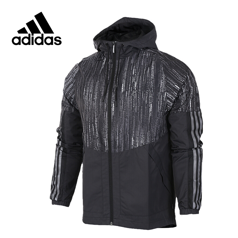 цена Original New Arrival Official Adidas NEO Label Men's jacket Hooded Sportswear CD3422/BR3715