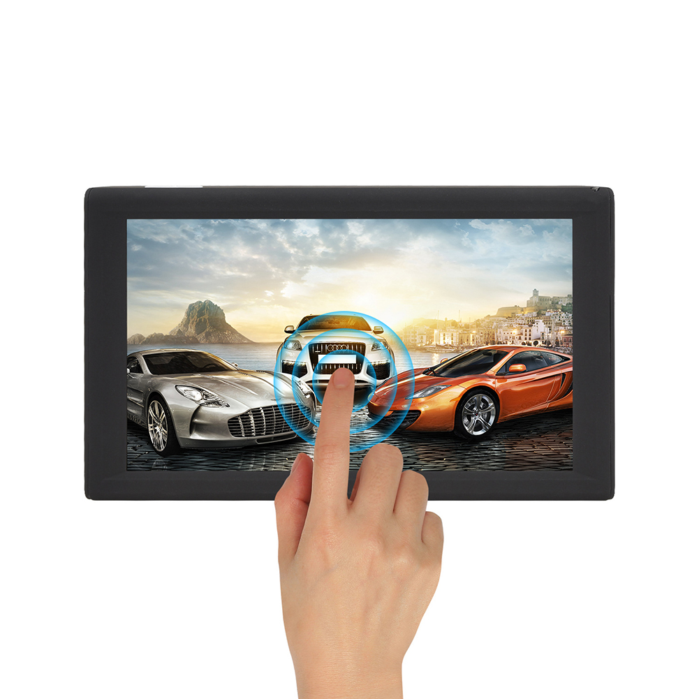 9 Inch Truck Bus Bluetooth Device Games Table HD Video Recorder 2D 3D Map Music GPS Navigation Car Movies Capactive Screen FM