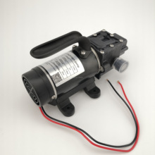 10L/min 120W electric high pressure self priming small dc Water Pump Diaphragm pump 12v 24v
