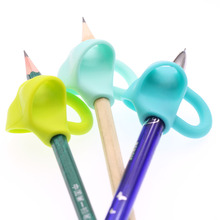Ergonomic Training Pencil Holder and Writing Aid