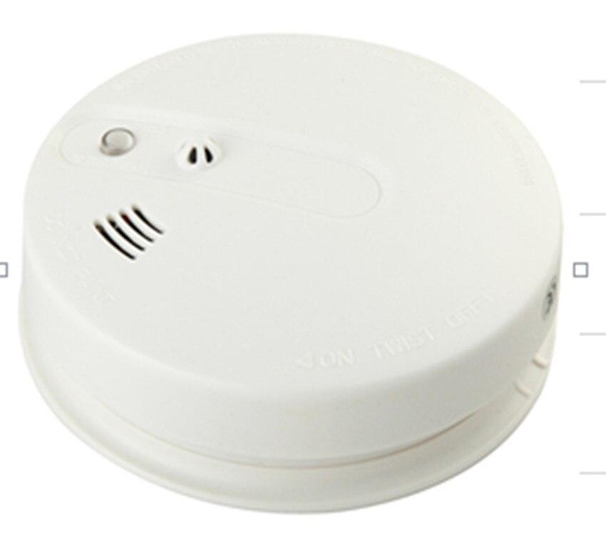 Wired/wireless Smoke Temperature Alarm Smoke Detector