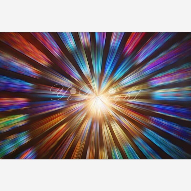 5d Diamant Malerei Warp-geschwindigkeit-Katie Fuchs Kreuzstich Hand Home Dekorative voll Quadratmeter Diamant 3d Stickerei kunst LRR