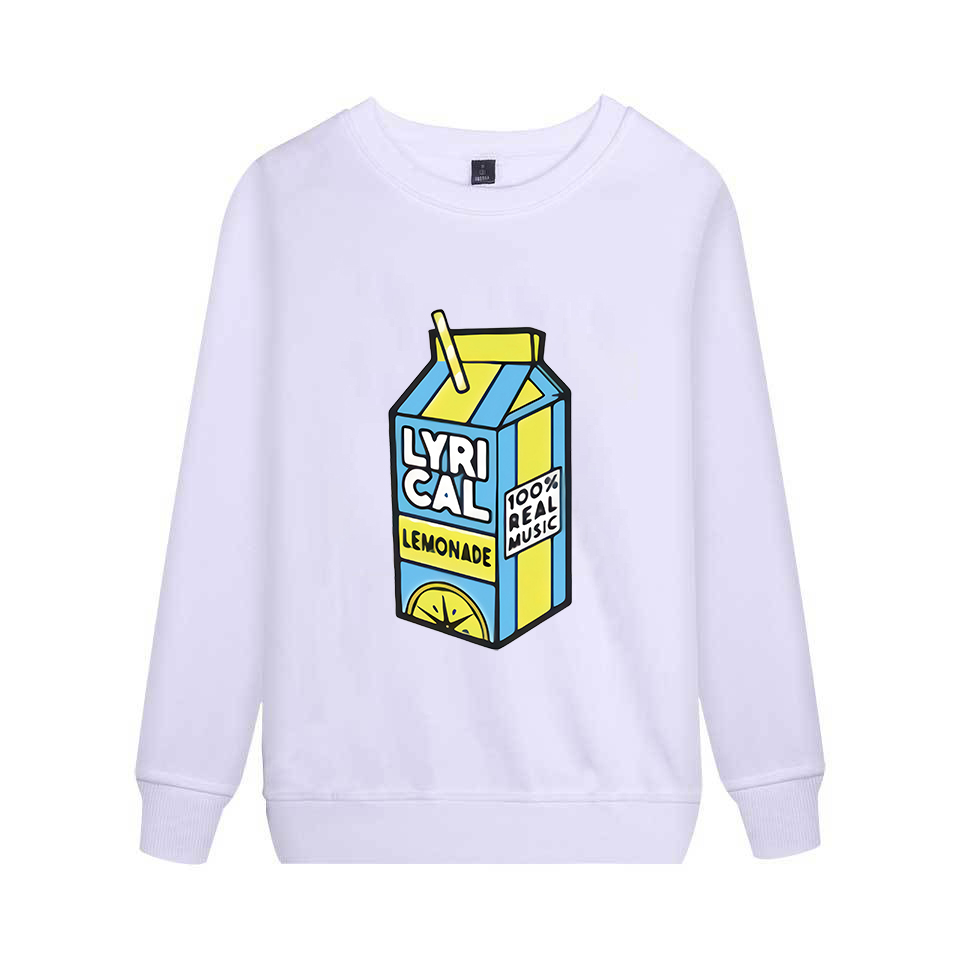 Lyrical Lemonade Sweatershirt Funny Hoodie For Men/Women 100% Real Music Lyrical Lemonade Sweatershirt Hoodie