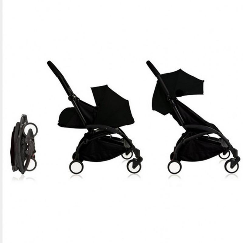 Original baby yoya Stroller + newborn nb nest trolley poussette Folding baby Carriage bebek arabasi Babyzen Yoyo Stroller