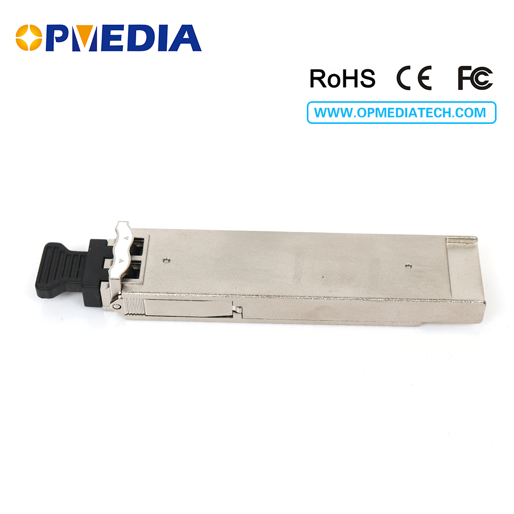 10GBASE DWDM XFP 80KM C Band 1563 86nm 1528 77nm transceiver optical module 100 compatible with Huawei equipments