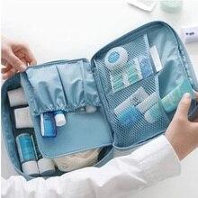 Zipper Makeup Bag