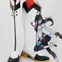 Cerradores Ranger Yuri SEO Yuri asuma Cosplay Botas Zapatos por  encargo(China) 7187d7c578be