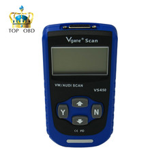 New Vgate Scan VS450 VW VAG Scanner OBD2 Diagnostic Tool Scaner For Car Scanners Automotive Diagnosis