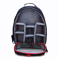 Waterproof DSLR Camera Bag Backpack Photo Video Travel Outdoor Case Scratchproof Hiking For Canon EOS 20D