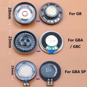 JCD 1PCS 23mm 28mm Louder Speaker for Nintend Gameboy Color Advance GBC GBA SP LoudSpeaker - discount item  18% OFF Games & Accessories