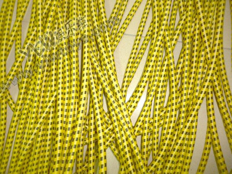 bale ties pack rope,12mm elastic bandage,elastic packing rope,elastic ropes for jumping trampoline