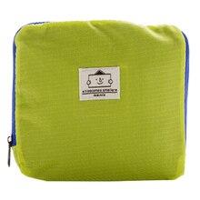 Jzug Складная хозяйственная сумка улица Shopper Сумки многофункциональный сумка Зеленый