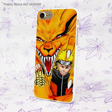 Naruto Phone Case for iPhone 6 6s Plus 7 7Plus SE 5 5s 5c – 07