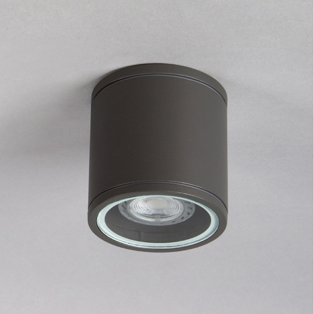 Modern LED Ceiling Lights Spot lamps LED Lighting for Bathroom lamp foyer Outdoor porch ceiling light with GU10 bulbs lamp