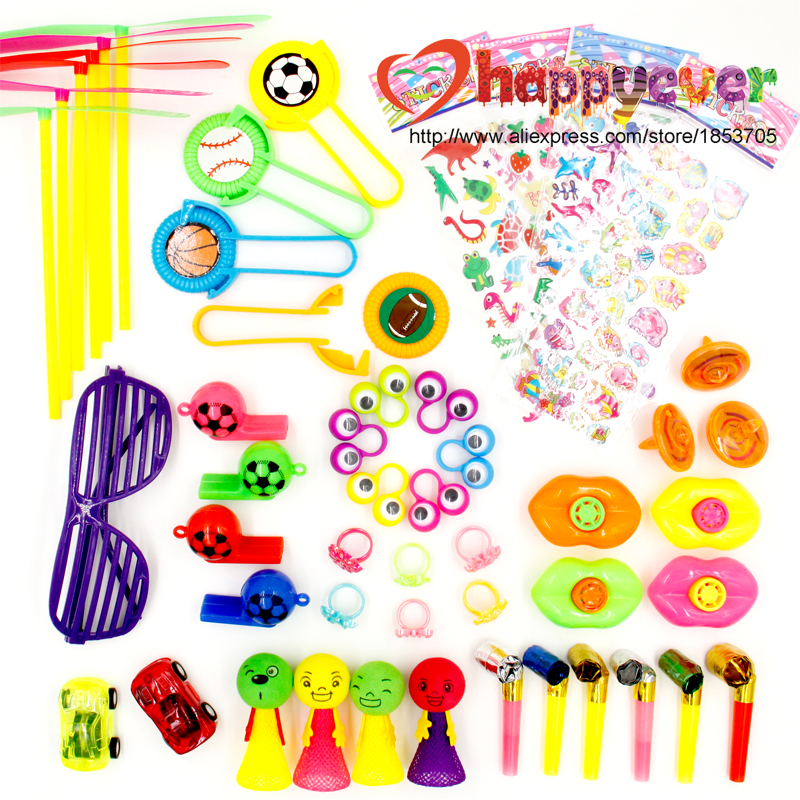 50 PCS Toys Assortment for Kids Birthday Party Favors Classroom Rewards Carnival Prizes Loot Bag Pinata Toys Fillers Gift Toys