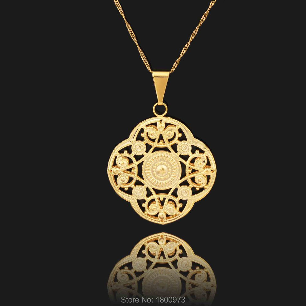 Aliexpress buy new vintage pendants gold color pendant aliexpress buy new vintage pendants gold color pendant necklaces jewelry romantic slide pendants arabic women girls gifts from reliable pendant gold mozeypictures Image collections