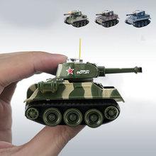 Радиоуправляемый Танк игрушки для мальчиков 1:72 детская игрушка