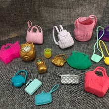 6pcs/set Monster High Doll Bag Original Lol Accessories Toy Girl Gift