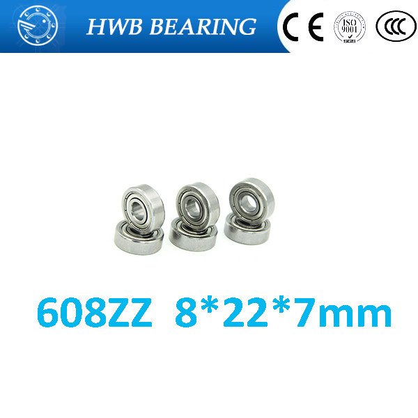 10pcs Skate board bearing 608ZZ ABEC5 P5 level  608-ZZ 608-Z 80018 8x22x7 2015 new coming shoe bearing high precise 10pcs skate board bearing 686zz 686 2z 686 z 6x13x5 mm 2015 new coming shoe bearing abec3