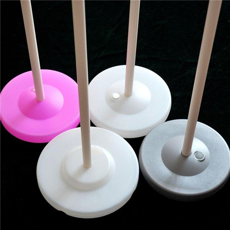 2 Set 150 cm Base de la columna de globo / varilla / postes de - Para fiestas y celebraciones - foto 2
