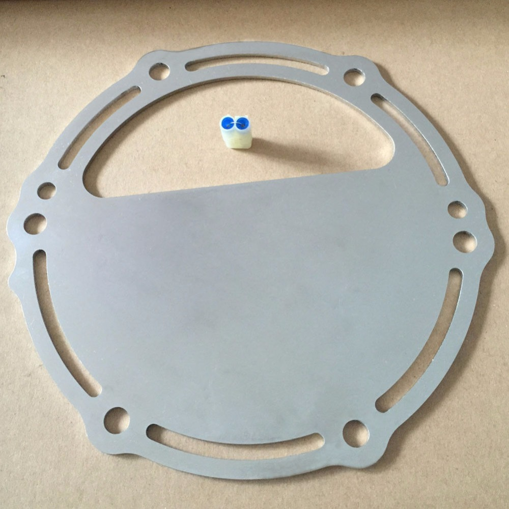 Brand New For Yamaha Catalytic STAINLESS STEEL D Plate & Cat Removal Chip 1200 xlt gpr xr jetski 67B-1465A-1200Brand New For Yamaha Catalytic STAINLESS STEEL D Plate & Cat Removal Chip 1200 xlt gpr xr jetski 67B-1465A-1200